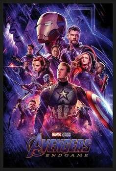 Pôster emoldurado Avengers: Endgame - Journey's End