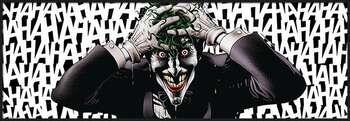 Pôster emoldurado The Joker - Killing Joke
