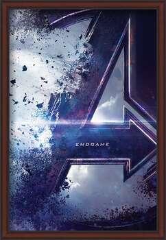 Pôster emoldurado Avengers: Endgame - Teaser