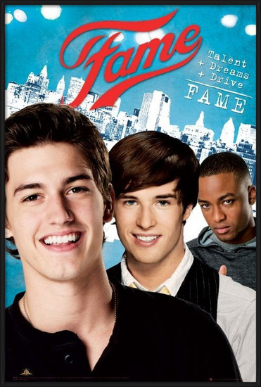 Poster FAME - boys