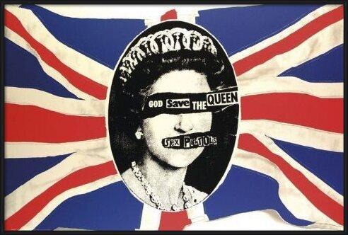 Poster  Sex Pistols