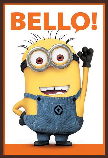 Poster  Despicable Me 2 - Bello