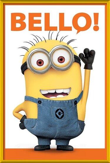 Poster  Despicable Me 2 - Bello