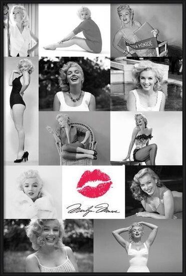 Poster Marilyn Monroe - Tiles