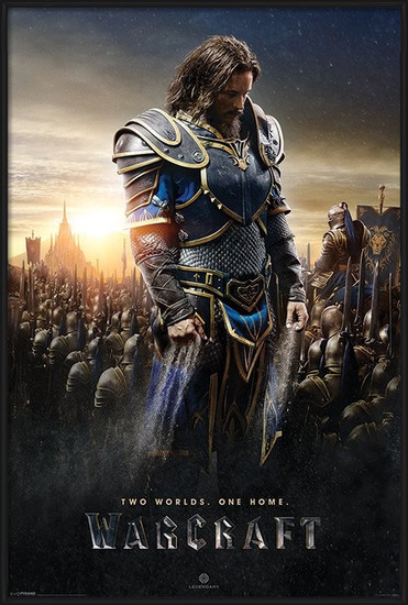 Poster  WarCraft - Lothar