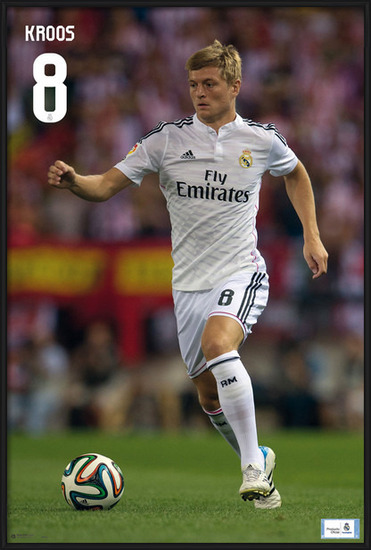 Poster  Real Madrid - Toni Kross