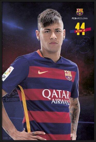 Poster  FC Barcelona - Neymar Jr. 15/16