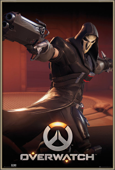 Poster  Overwatch - Reaper