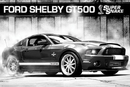 Ford Shelby GT500 - supersnake