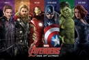 The Avengers: Age Of Ultron - Team