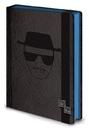 Breaking Bad Premium A5 Notebook Premium A5 - Heisenberg
