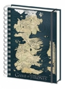 Game of Thrones - Map A5